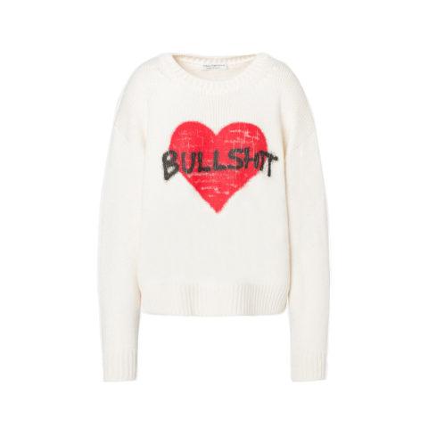 Bullshit pullover