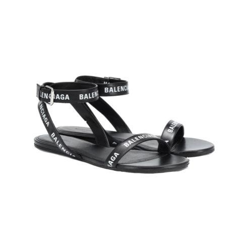 Logo sandal