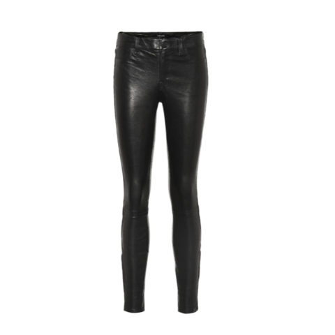 Skinny leather pant