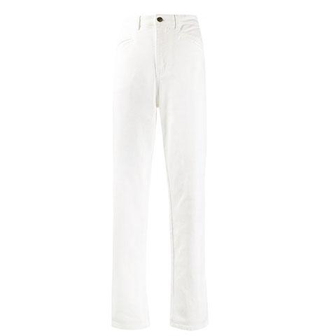 Highrise straight leg trouser