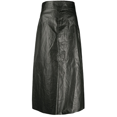 Domiae skirt coated