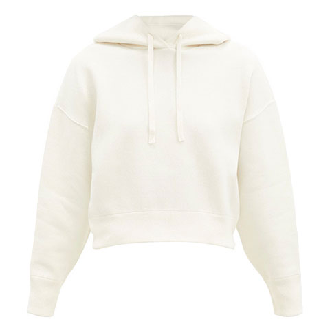 Hoodie cashmere