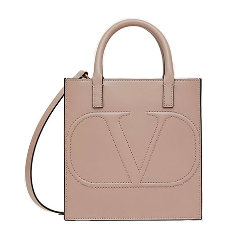 Vlogo walk tote bag small
