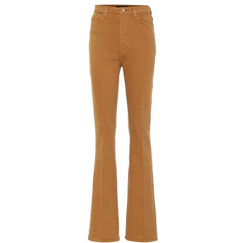 Runway bootcut jeans